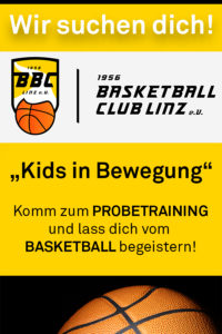 Kids in Bewegung
