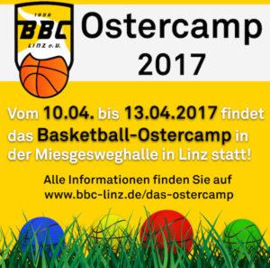 Basketball-Ostercamp 2017